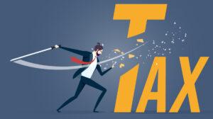 slashing tax debt